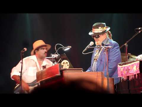 Dr. John and The Lower 911 - Food for Thot (Live at Roskilde Festival, July 8th, 2012)