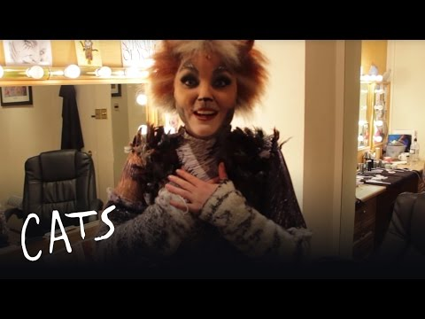 Kerry Ellis Becomes Grizabella! - London | Cats the Musical