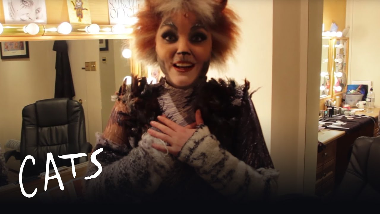 Kerry Ellis Becomes Grizabella! , London