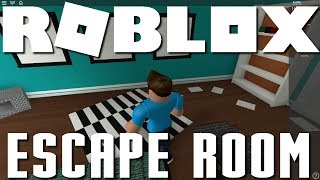 Roblox Escape Room - Escape Room Classic und Bedroom Escape!