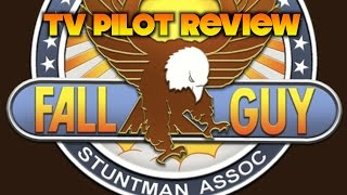 80's TV Review: The Fall Guy (Pilot Episode)