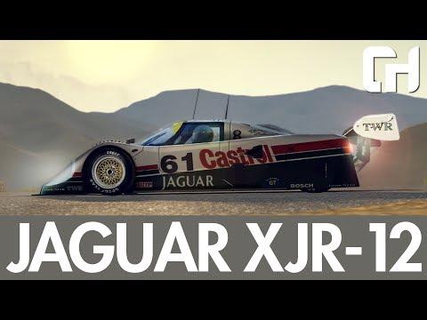 That Jaguar XJR-12