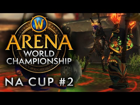 AWC NA Cup 2 | Top 8 | Full VOD