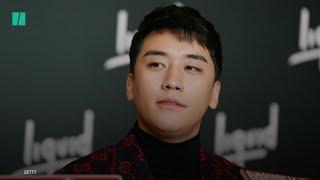 K-Pop Star Seungri Quits Big Bang Amid Sex Scandal