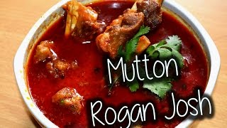 Mutton Rogan Josh Recipe By Chef Shaheen