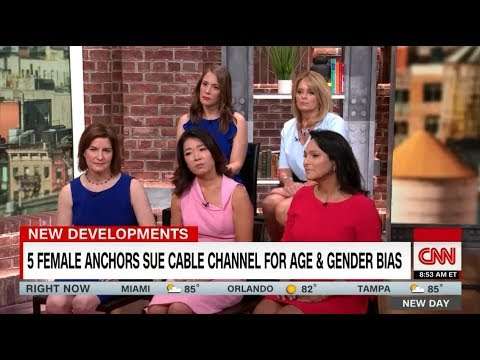 Five NY1 Anchorwomen Sue Charter for Age and Gender Discrimination - CNN  6/26/19