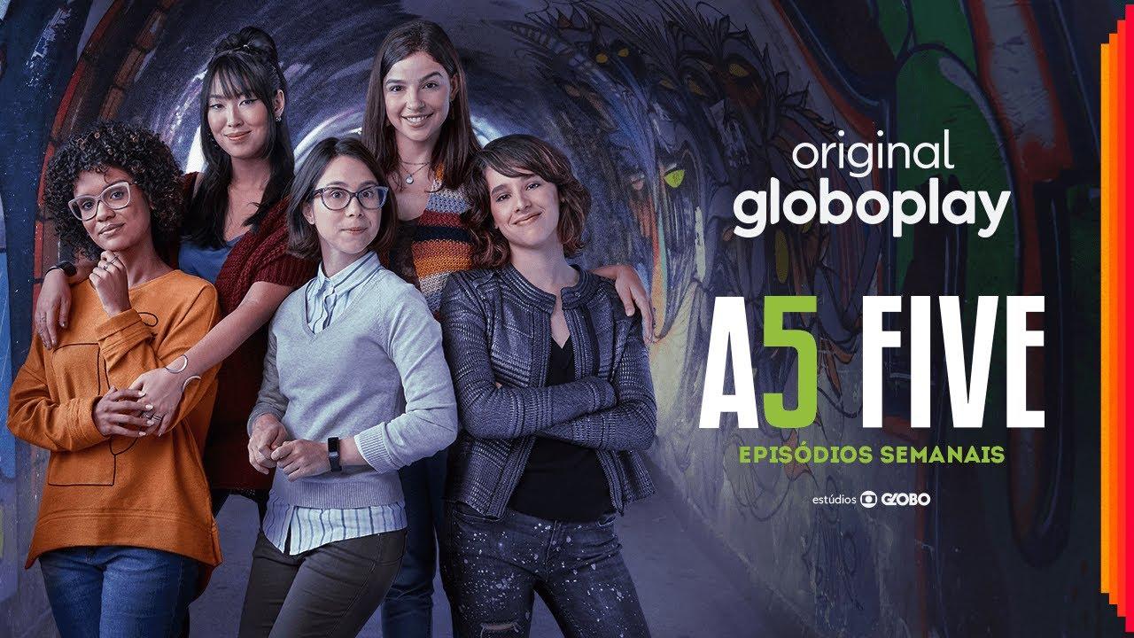 5 séries nacionais para assistir na GloboPlay!