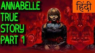 🔥 Annabelle Doll True Story | Horror Story In Hindi | Khooni Monday Story