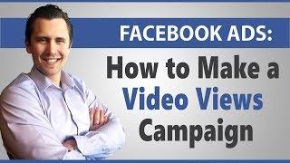 Facebook Ads: Comment Créer une Vidéo Vue sur Facebook Ad