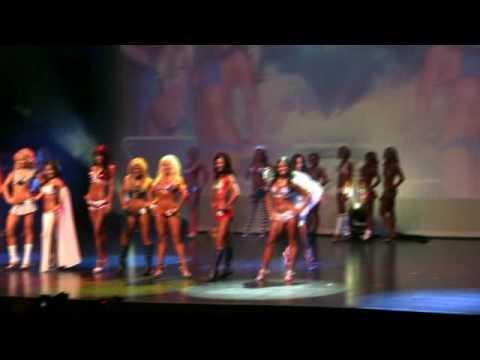 WBFF Diva Fitness Model 2009