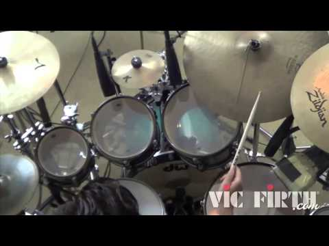 Rob Hart Drum Studio: Up Tempo Swing - Part 1