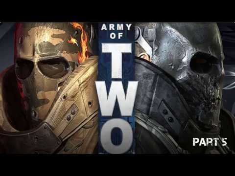 Army of Two~Part 5~NUCLEAR LAUNCH