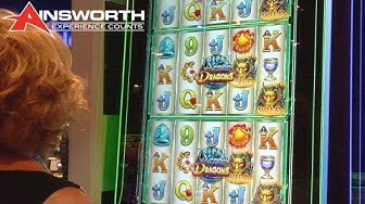 Triple Action Dragons Slot Machine from Ainsworth