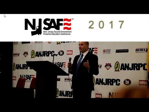 New Jersey State Police speak at NJ Safe Conference about NJ Firearms ID