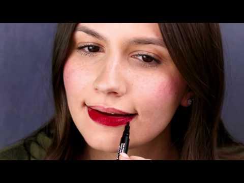 Avon Lip Tattoo How-To