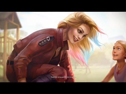 Injustice 2 - All Character Endings (Ladder Mode Ending Scenes)