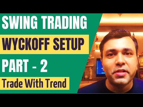 How To Use Wyckoff Trading Method For Price Action Trading - Swing Trading Strategies 🔥🔥