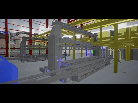 cm.project.ing GmbH - Virtual Reality Plant Design