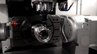 Cosmos - 5 Axis Machine - CVM 5AX 400