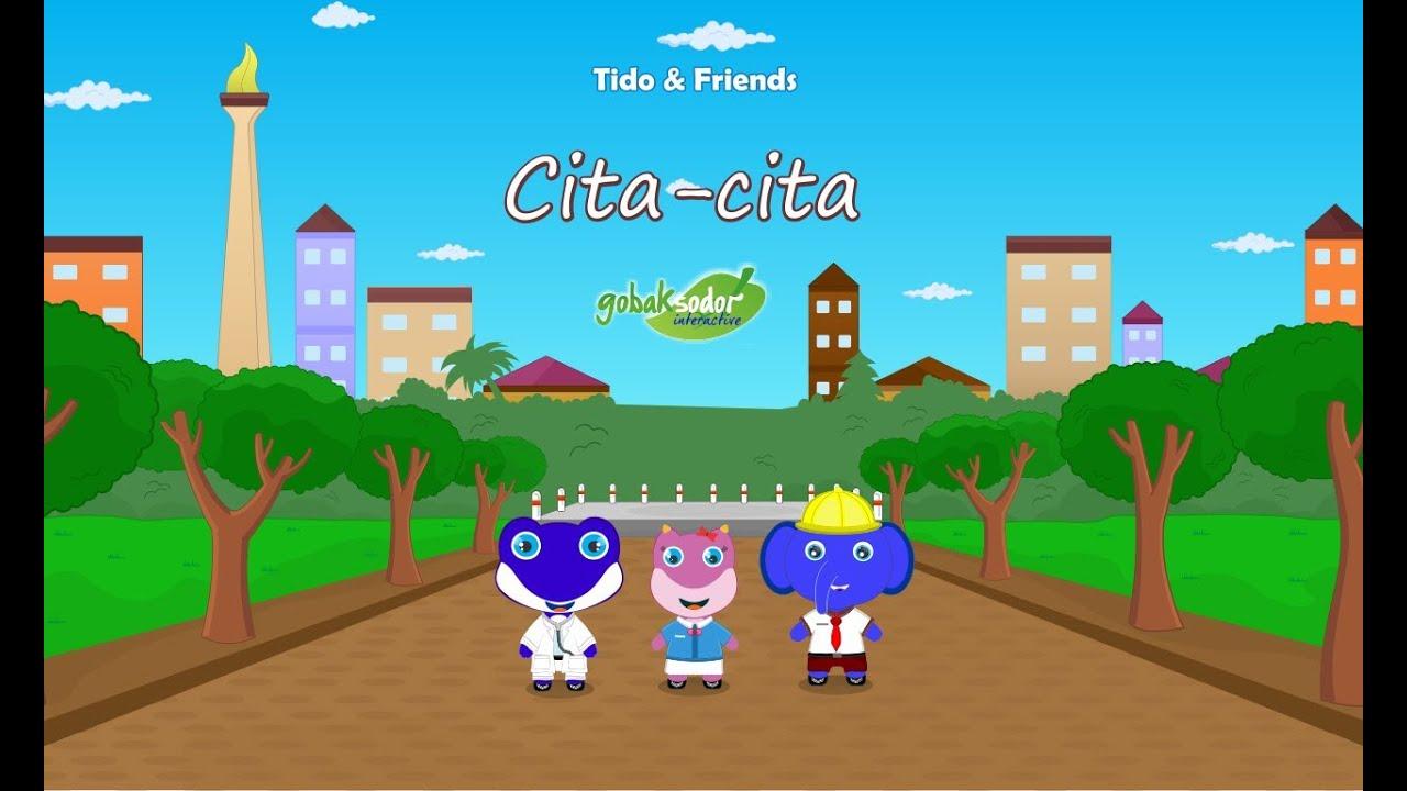 Lagu Anak Tido Friends Cita Cita YouTube
