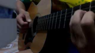anh yêu người khác rồi guitar ( cover BeeLy)