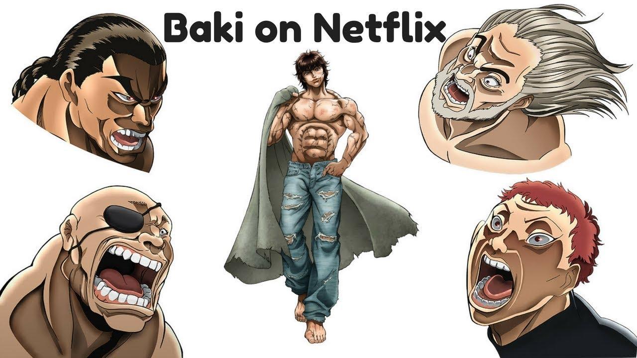 Baki (2018) Trailer - TV-Trailers com