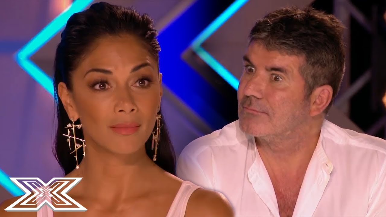 SECOND SONG Auditions On The X Factor UK | X Factor Global