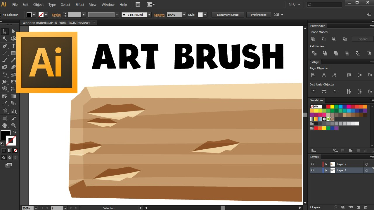 Creating artbrush in adobe illustrator for mobile game art [Free ...