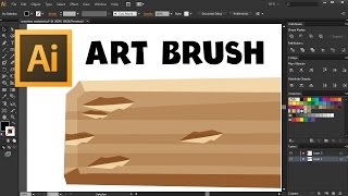 Creating artbrush in adobe illustrator for mobile game art [Free course preview]