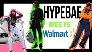 STYLING 3 NYC STREETSYLE LOOKS AT WALMART!