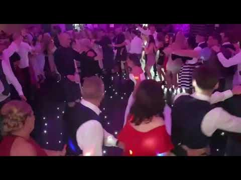 Zander Nation Wedding Party 2017 😍