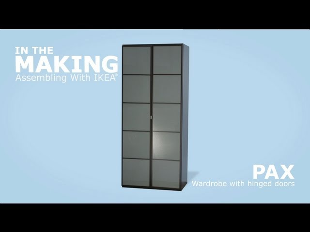 pax wardrobe fitting instructions 1