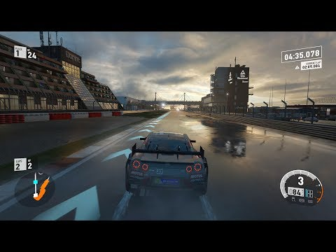 [PC] Forza Motorsport 7: Demo -  Nismo GTR On Nürburgring GP Circuit | Ultra Settings (2160p 60fps)