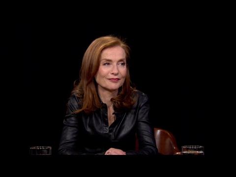 Isabelle Huppert — Charlie Rose