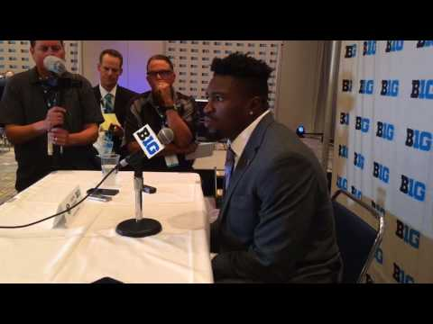 PSU's Jason Cabinda on 2017 expectations and the need to create more turnovers