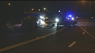 2 killed in head-on crash on Rt. 20 in West Springfield