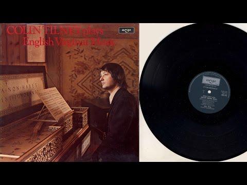 Colin Tilney (Italian harpsichord, Flemish virginal) English virginal music
