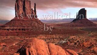 You're Beautiful - James Blunt - Lyrics onscreen