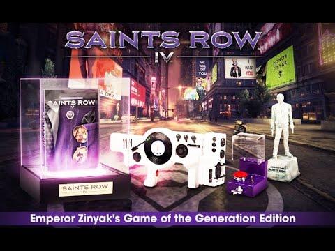 Обзор Saints Row  Game Of The Generation Edition