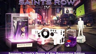 Обзор Saints Row 4 Game Of The Generation Edition