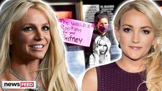 Britney Spears' Family BREAKS SILENCE On #FreeBritney Movement!