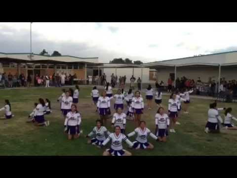 Santiago High School 2013 2014 Drill Team Youtube