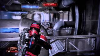 Mass Effect 2 - Stopping Dr. Kenson - Paragon - Arrival DLC