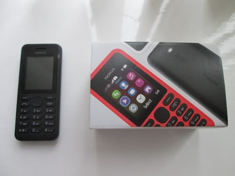 Nokia 130 Dual Sim Mobile Phone Cell Phone Review, New Nokia 2014.