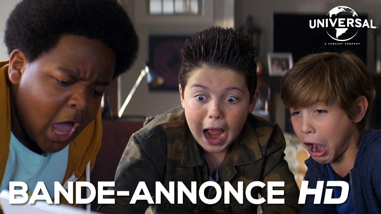 Good Boys / Bande-annonce VOST [Au cinéma le 21 août]