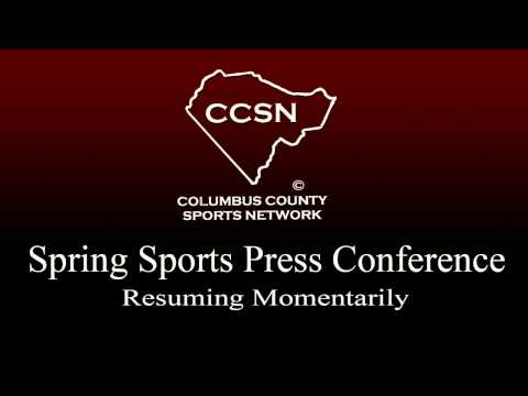 2017 Spring Sports Press Conference