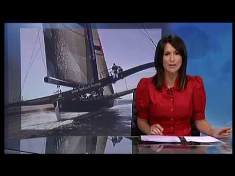 Frustrated Russell Coutts lashes out   3 Sport   Video   3 News
