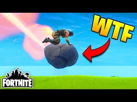 The FUNNIEST Meteor Rides EVER! (Fortnite Funny Fails and WTF Moments) #8