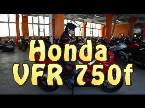 [Докатились!] Обзор Honda VFR 750f. Все гениальное- просто!