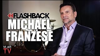 Michael Franzese on His Father Sonny Being Underboss of Colombo Crime Family (Flashback)